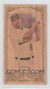 2012 Topps Allen & Ginter's - [Base] - Wood Minis #69 - Kurt Suzuki /1
