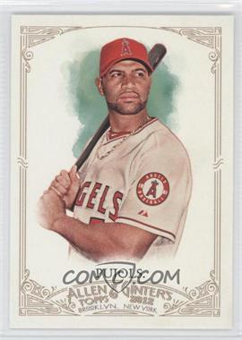2012 Topps Allen & Ginter's - [Base] #1 - Albert Pujols