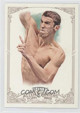 2012 Topps Allen & Ginter's - [Base] #129 - Michael Phelps