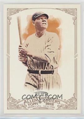 2012 Topps Allen & Ginter's - [Base] #176 - Babe Ruth