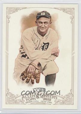 2012 Topps Allen & Ginter's - [Base] #197 - Ty Cobb