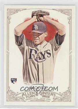 2012 Topps Allen & Ginter's - [Base] #21 - Matt Moore