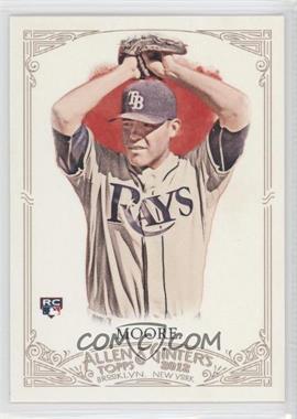 2012 Topps Allen & Ginter's - [Base] #21 - Matt Moore
