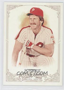 2012 Topps Allen & Ginter's - [Base] #269 - Mike Schmidt
