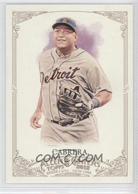 2012 Topps Allen & Ginter's - [Base] #3 - Miguel Cabrera