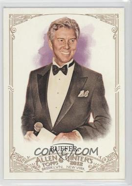 2012 Topps Allen & Ginter's - [Base] #314 - Michael Buffer