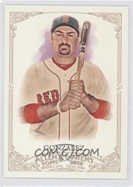 2012 Topps Allen & Ginter's - [Base] #316 - Adrian Gonzalez