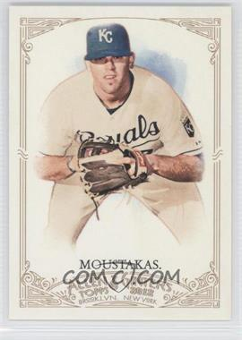 2012 Topps Allen & Ginter's - [Base] #318 - Mike Moustakas