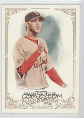 2012 Topps Allen & Ginter's - [Base] #319 - Adam Wainwright