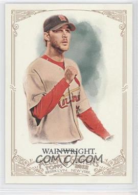 2012 Topps Allen & Ginter's - [Base] #319 - Adam Wainwright