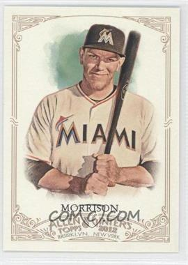 2012 Topps Allen & Ginter's - [Base] #326 - Logan Morrison