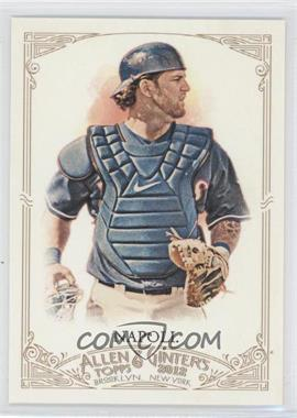 2012 Topps Allen & Ginter's - [Base] #330 - Mike Napoli