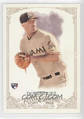2012 Topps Allen & Ginter's - [Base] #344 - Matt Dominguez