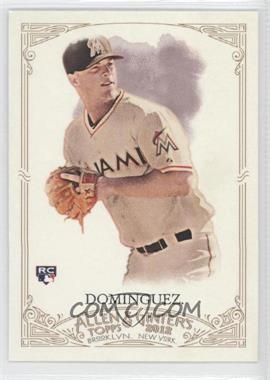 2012 Topps Allen & Ginter's - [Base] #344 - Matt Dominguez