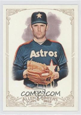 2012 Topps Allen & Ginter's - [Base] #345 - Nolan Ryan