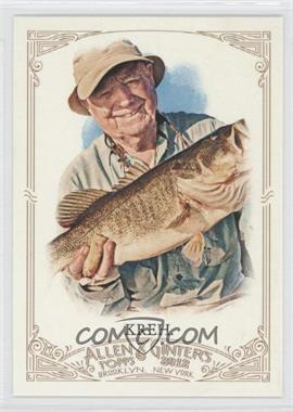 2012 Topps Allen & Ginter's - [Base] #346 - Lefty Kreh