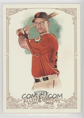 2012 Topps Allen & Ginter's - [Base] #47 - Buster Posey