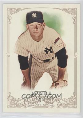 2012 Topps Allen & Ginter's - [Base] #7 - Mickey Mantle