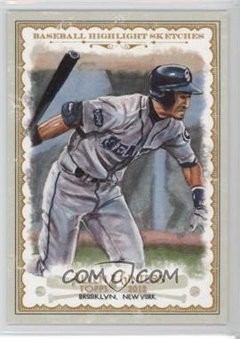 2012 Topps Allen & Ginter's - Baseball Highlight Sketches #BH-3 - Ichiro Suzuki