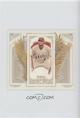 2012 Topps Allen & Ginter's - Box Loader N43 #N43-1 - Albert Pujols
