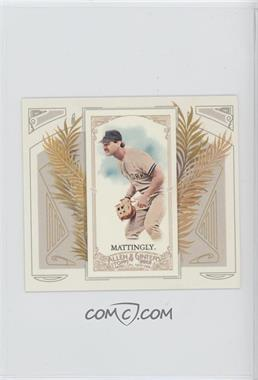 2012 Topps Allen & Ginter's - Box Loader N43 #N43-3 - Don Mattingly