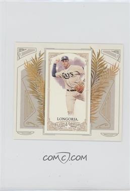 2012 Topps Allen & Ginter's - Box Loader N43 #N43-6 - Evan Longoria