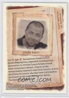 Frank Kraft