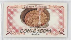 2012 Topps Allen & Ginter's - Culinary Curiosities Minis #CC1 - Nutria
