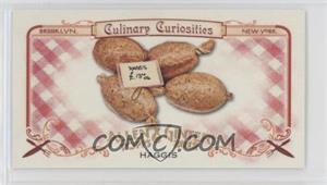2012 Topps Allen & Ginter's - Culinary Curiosities Minis #CC2 - Haggis