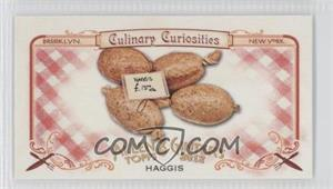 2012 Topps Allen & Ginter's - Culinary Curiosities Minis #CC2 - Haggis