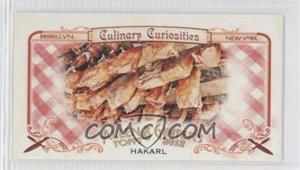 2012 Topps Allen & Ginter's - Culinary Curiosities Minis #CC6 - Hakarl
