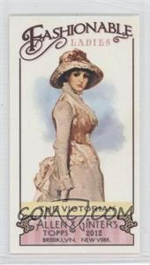 2012 Topps Allen & Ginter's - Fashionable Ladies Minis #FL-4 - The Victorian