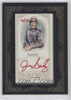 Jerry Bailey #/10