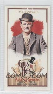 2012 Topps Allen & Ginter's - Guys in Hats Minis #GH-1 - The Bowler