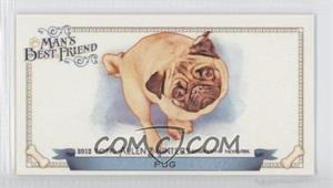 2012 Topps Allen & Ginter's - Man's Best Friend Minis #MBF-14 - Pug
