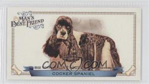 2012 Topps Allen & Ginter's - Man's Best Friend Minis #MBF-15 - Cocker Spaniel