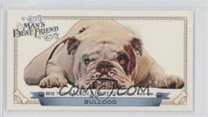2012 Topps Allen & Ginter's - Man's Best Friend Minis #MBF-17 - Bulldog