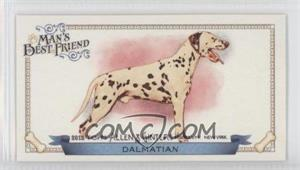 2012 Topps Allen & Ginter's - Man's Best Friend Minis #MBF-2 - Dalmation