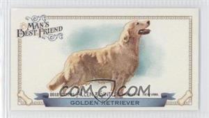 2012 Topps Allen & Ginter's - Man's Best Friend Minis #MBF-3 - Golden Retriever