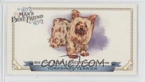 2012 Topps Allen & Ginter's - Man's Best Friend Minis #MBF-7 - Yorkshire Terrier