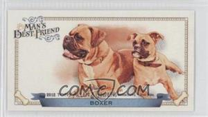 2012 Topps Allen & Ginter's - Man's Best Friend Minis #MBF-9 - Boxer