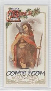 2012 Topps Allen & Ginter's - People of the Bible Minis #PB-15 - John the Baptist