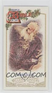 2012 Topps Allen & Ginter's - People of the Bible Minis #PB-3 - Abraham