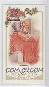 2012 Topps Allen & Ginter's - People of the Bible Minis #PB-4 - Job
