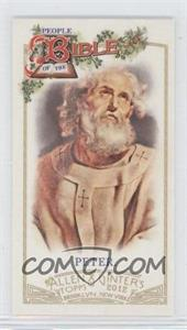 2012 Topps Allen & Ginter's - People of the Bible Minis #PB-8 - Peter