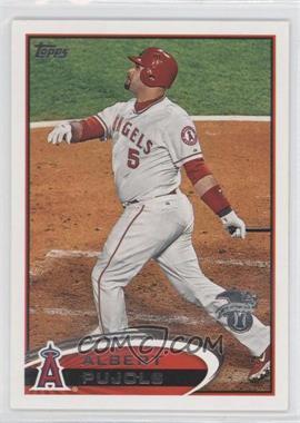 2012 Topps American League All-Star Team - [Base] #AL1 - Albert Pujols