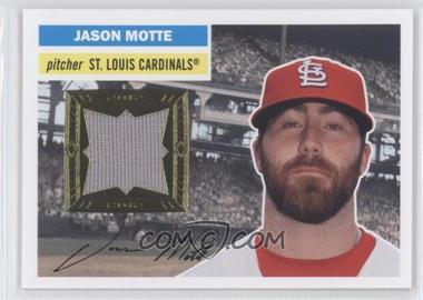 2012 Topps Archives - 1956 Relics #56R-JM - Jason Motte
