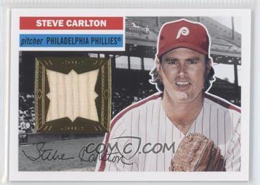 2012 Topps Archives - 1956 Relics #56R-SCA - Steve Carlton