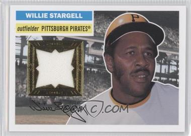 2012 Topps Archives - 1956 Relics #56R-WS - Willie Stargell