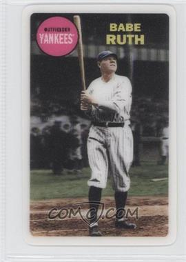 2012 Topps Archives - 1968 3D #BARU - Babe Ruth